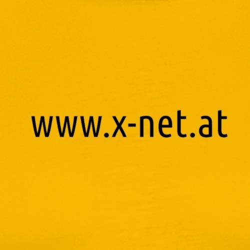 URL schwarz - Männer Premium T-Shirt