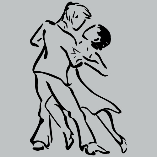Tango - Männer Premium T-Shirt