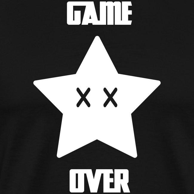 Game Over - Mario Star