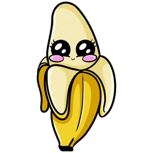 Banane Kawaii - T-shirt Premium Homme