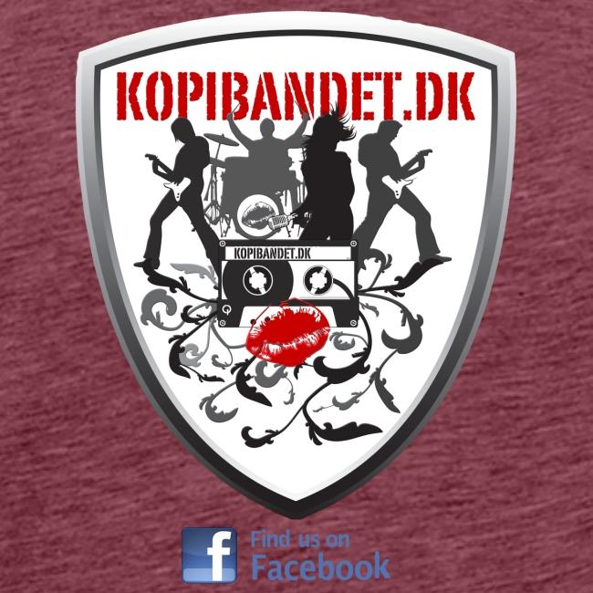 KopiBandet.DK find us on facebook