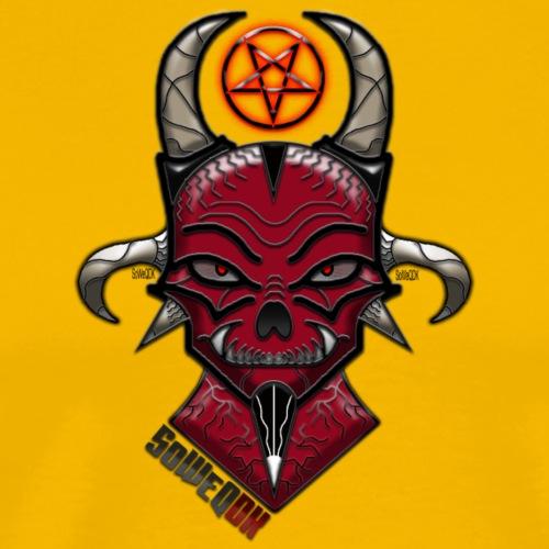 SoWeQDK Logo Kollektion ! - Herre premium T-shirt