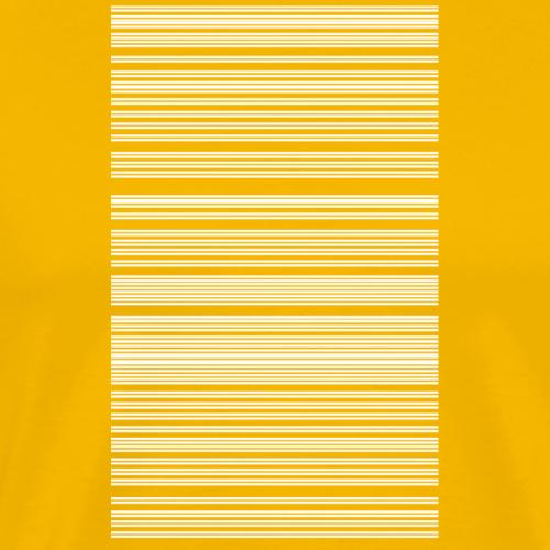 Umano Lines 01 - Men's Premium T-Shirt