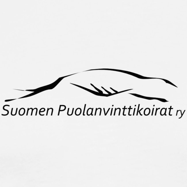 SUP logo musta