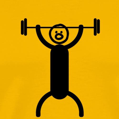 Exercise - Miesten premium t-paita