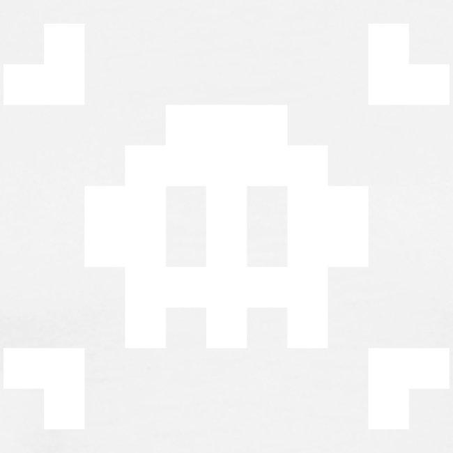 Pixel Skull