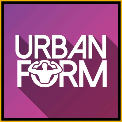 Logo URBAN FORM - T-shirt Premium Homme