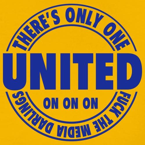 ONLY ONE UNITED - Men's Premium T-Shirt
