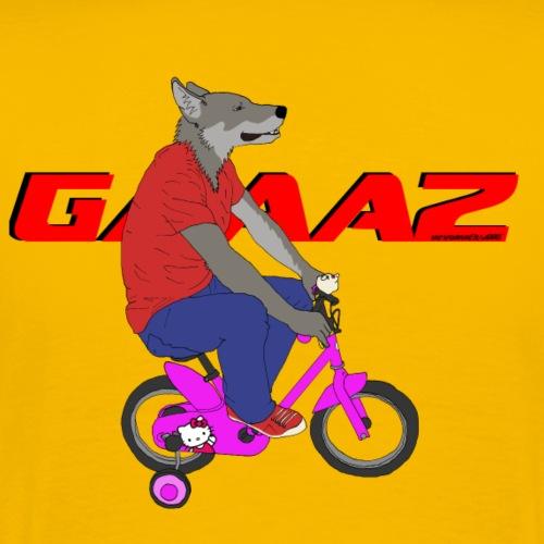 Gaaaz - T-shirt Premium Homme