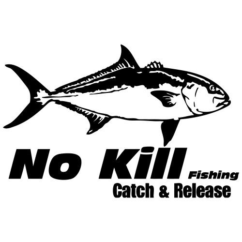 No-Kill Amberjack - T-shirt Premium Homme