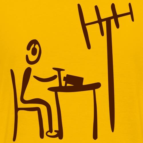 Funkamateur - Männer Premium T-Shirt