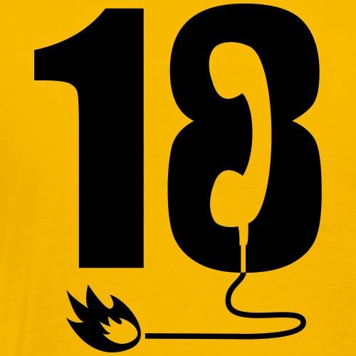 18 - T-shirt Premium Homme