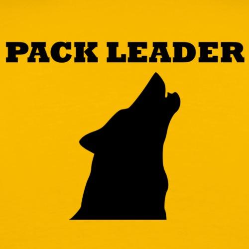 Pack Leader Wolf - Maglietta Premium da uomo
