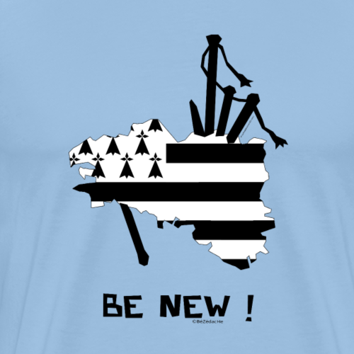 Be New ! - T-shirt Premium Homme