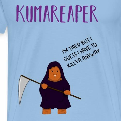 Kumareaper - Men's Premium T-Shirt
