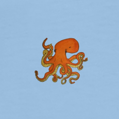 Octopus by VWA - T-shirt Premium Homme