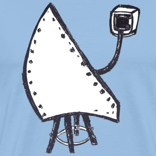 Buegeleisen - Männer Premium T-Shirt