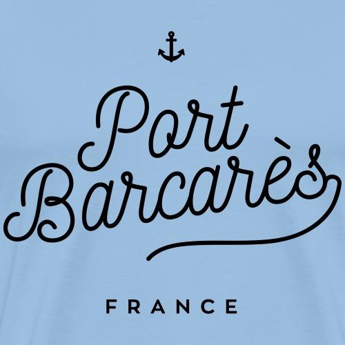 Port Barcarès - France - T-shirt Premium Homme