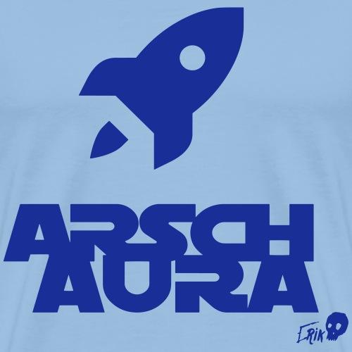 Ass aura - Men's Premium T-Shirt