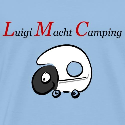 Luigi 1 - Männer Premium T-Shirt