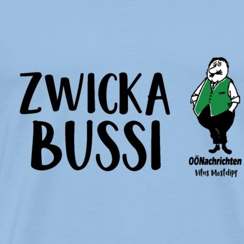 Zwickabussi - Vitus Mostdipf - Männer Premium T-Shirt