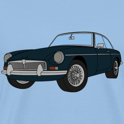 TRAFALGAR BLUE MGB - Men's Premium T-Shirt