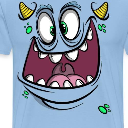 Monster Gesicht