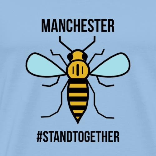 Manchester Bee - Men's Premium T-Shirt