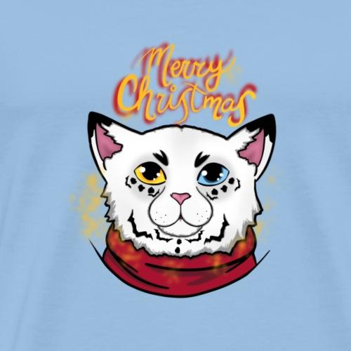 Kat - Mannen Premium T-shirt