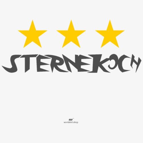 Sternekoch - Männer Premium T-Shirt