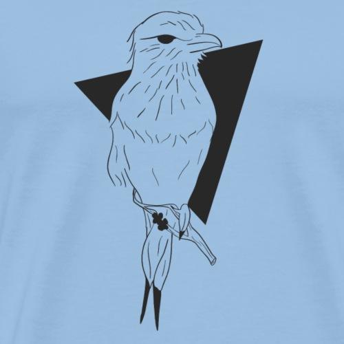 Ave 1 - Camiseta premium hombre