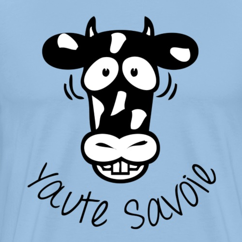 Yaute Savoie Jumelle Malefique de Yautine! - T-shirt Premium Homme