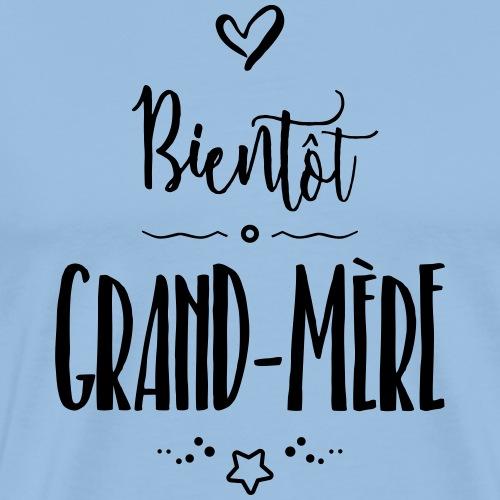 Bientôt grand-mère - T-shirt Premium Homme