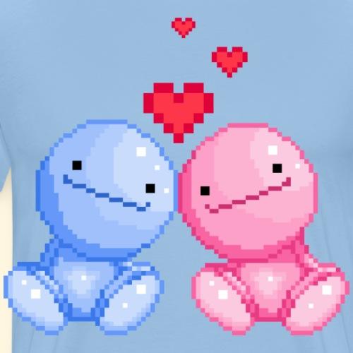 Nohohon amoureux de la Saint Valentin