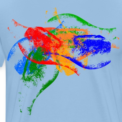 Long live the summer - personalize! - Men's Premium T-Shirt