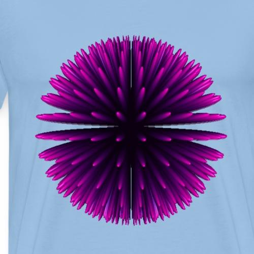Stachelball - Männer Premium T-Shirt