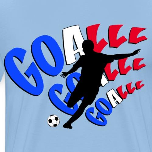 goalll france - Men's Premium T-Shirt