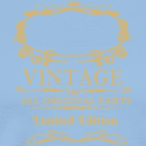 Geb Retro Vintage Blanko