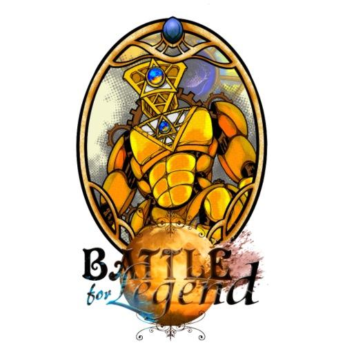 Battle for Legend : Proto-Type - T-shirt Premium Homme