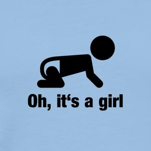 Baby Girl - Männer Premium T-Shirt
