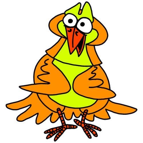Vogel Nr 3 von dodocomics - Männer Premium T-Shirt