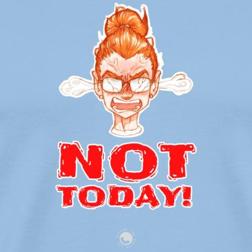 Sue Doe - Not Today!