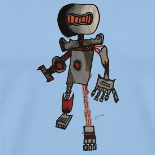 Rock OT BY TAiTO - Miesten premium t-paita