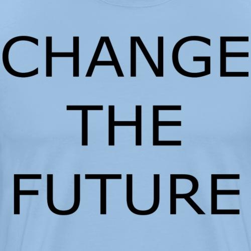 Zukunft ändern - Männer Premium T-Shirt