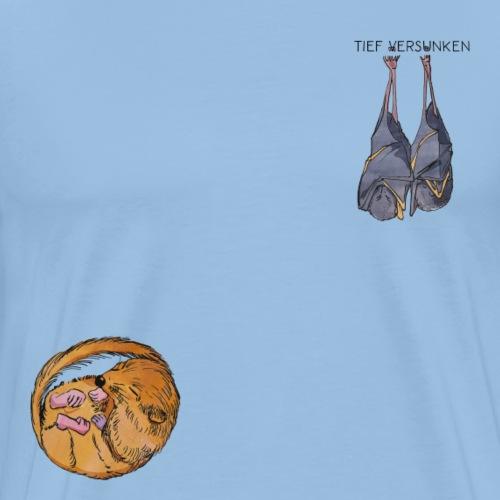 Mäuse - Männer Premium T-Shirt