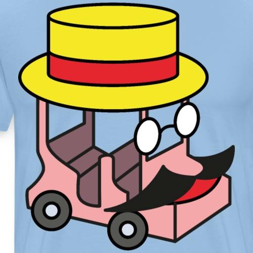 Chapeau Claque - Men's Premium T-Shirt