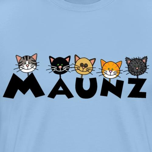 maunz - Männer Premium T-Shirt