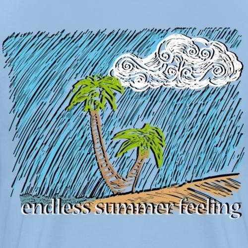 Summer Feeling - Männer Premium T-Shirt
