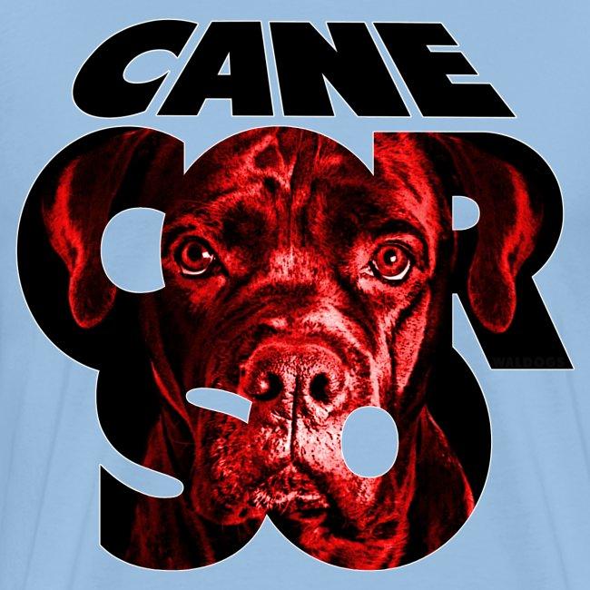 Cane Corso RedBlack