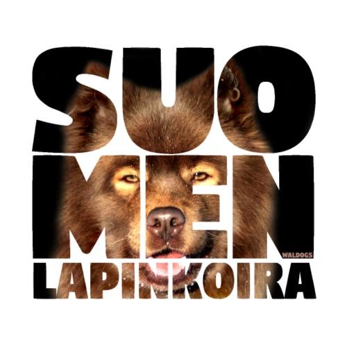 NASSU Lappari 008 - Miesten premium t-paita